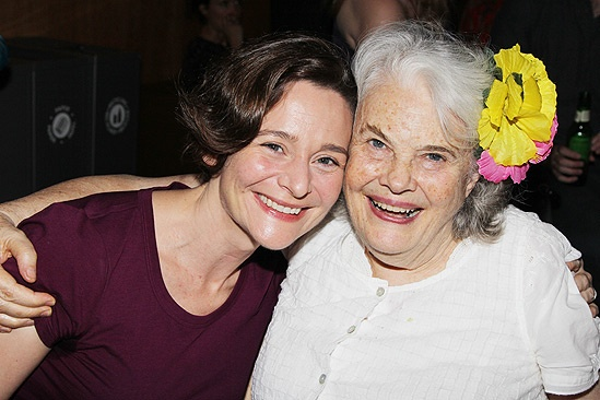Heartless – Opening Night – Jenny Bacon – Lois Smith