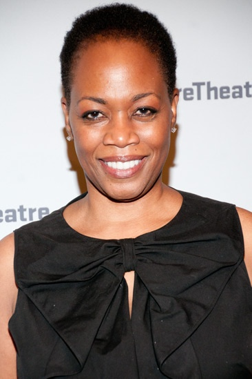 The Train Driver  Opening Night  Regina Taylor