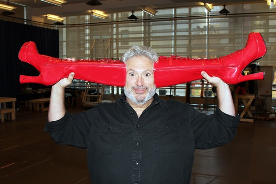 Kinky Boots- Harvey Fierstein