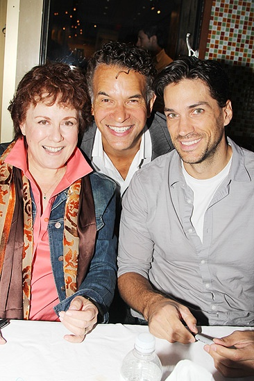 Broadway Flea Market  Judy Kaye- - Brian Stokes Mitchell- Will Swenson