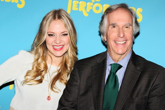 The Performers - Cast - Jenni Barber - Henry Winkler