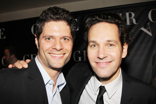 Grace – Opening Night – Tom Kitt – Paul Rudd