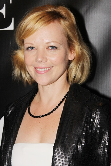 Grace – Opening Night – Emily Bergl