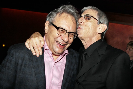 'Lewis Black: Running on Empty' Opening — Lewis Black — Richard Belzer