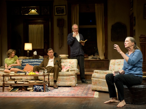 Show Photos - Who&#39;s Afraid of Virginia Woolf - Carrie Coon - Madison Dirks - Tracy Letts - Amy Morton