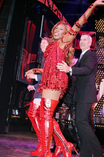 Kinky Boots- Stark Sands- Billy Porter- Jerry Mitchell