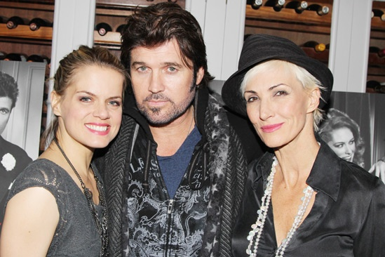 Chicago – Billy Ray Cyrus Opening – Amy Spanger – Billy Ray Cyrus – Amra-Faye Wright
