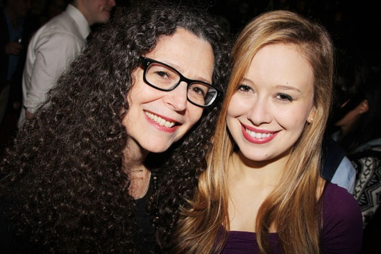 'Bad Jews' Opening Night — Molly Ranson