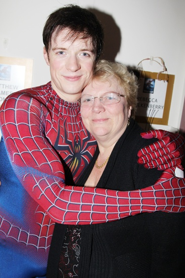 Spider-Man - Matthew James Thomas Farewell - Matthew James Thomas - Mother