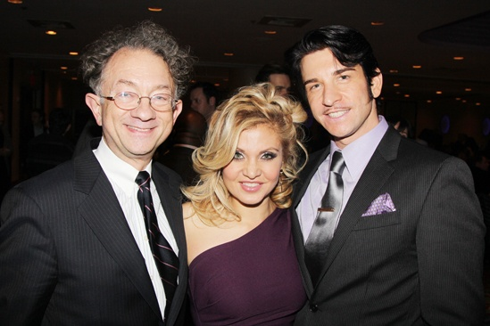 Mystery of Edwin Drood Opening Night  William Ivey Long  Orfeh  Andy Karl