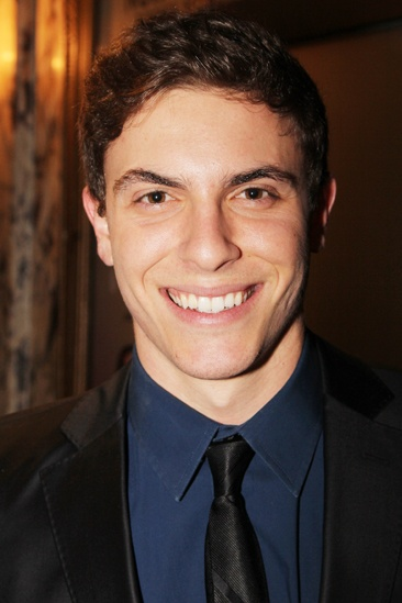 'Mystery of Edwin Drood' Opening Night — Derek Klena