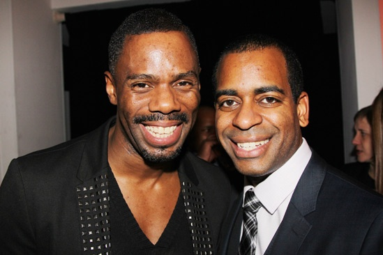 The Performers – opening night – Colman Domingo – Daniel Breaker