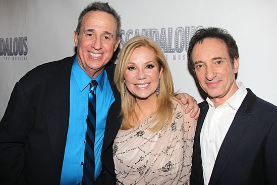 Scandalous- David Friedman – Kathie Lee Gifford- David Pomeranz