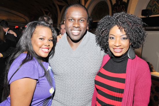 Cotton Club Parade-Amber Riley- Joshua Henry- Adriane Lenox