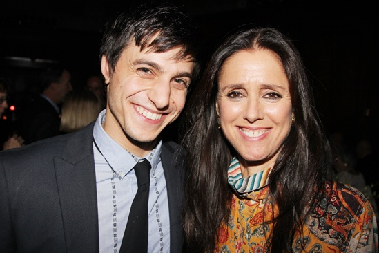 The Lion King- Gideon Glick  Julie Taymor