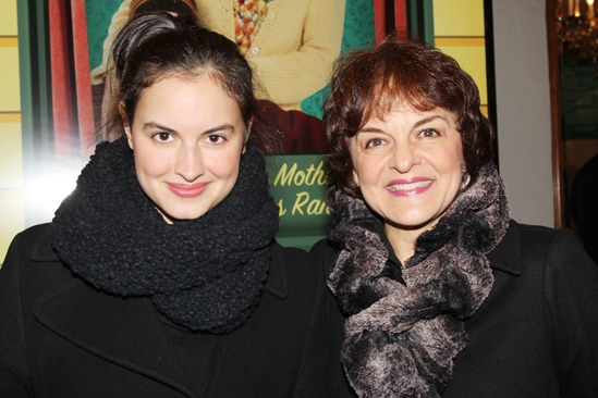 'A Christmas Story' Opening Night — Priscilla Lopez — Gabriela Fanuele