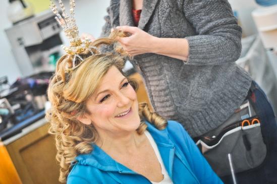 Cinderella at Macy's Parade - Victoria Clark