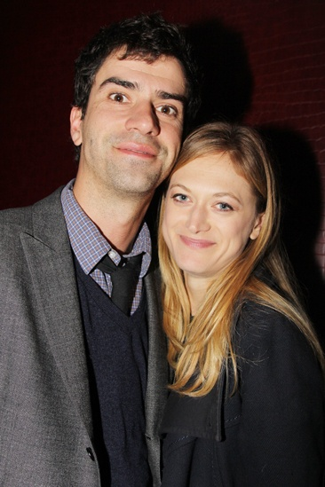The Anarchist- Hamish Linklater- Marin Ireland