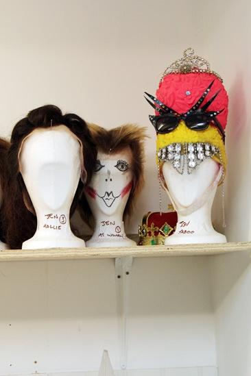 Taboo- Wigs
