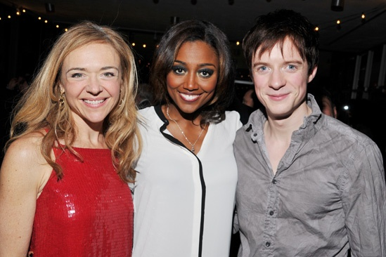 Pippin at ART – Opening Night – Rachel Bay Jones – Patina Miller – Matthew James Thomas
