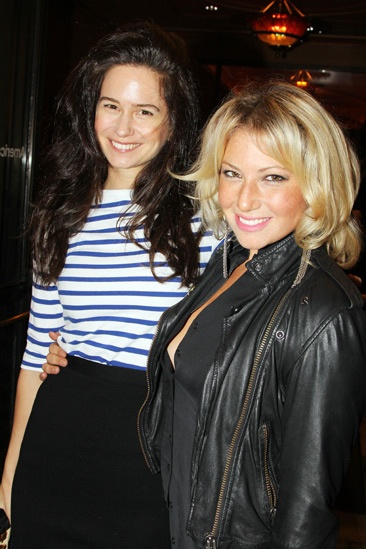 Picnic Opening Night  Katherine Waterston  Ari Graynor