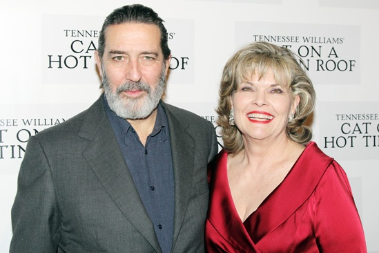 Cat on a Hot Tin Roof – opening – Ciaran Hinds – Debra Monk