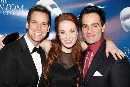 Phantom – 25th Anniversary – Hugh Panaro - Sierra Boggess – Ramin Karimloo