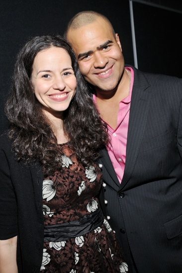 In The Heights Reunion Concert — Mandy Gonzalez — Christopher Jackson