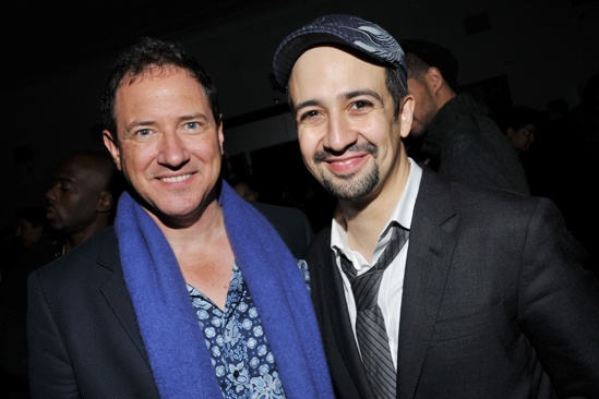 In The Heights Reunion Concert — Kevin McCollum — Lin-Manuel Miranda