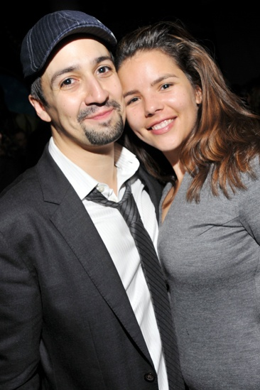 In The Heights Reunion Concert  Lin-Manuel Miranda  Vanessa