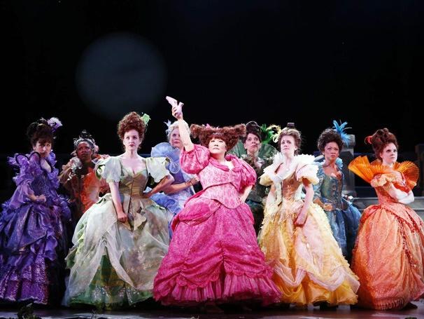 Show Photos - Cinderella - Ann Harada