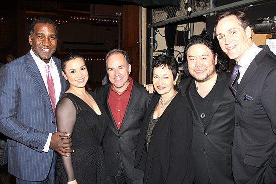 Ragtime-Norm Lewis- Lea Salonga- Stephen Flaherty- Lynn Ahrens- Stafford Arima- Howard McGillin
