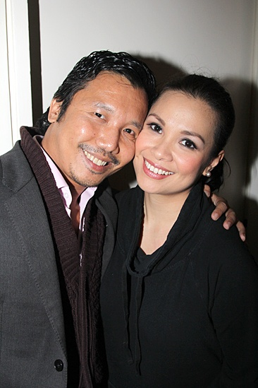 Ragtime- Victor Lirio and Lea Salonga