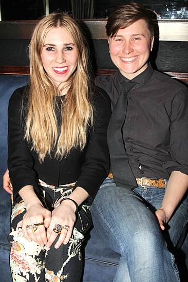 Really Really- Zosia Mamet- Willa Mamet