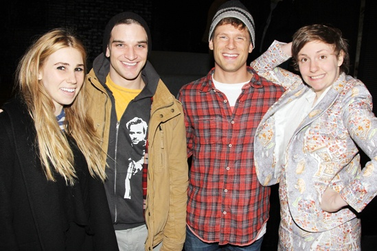 Really Really- Zosia Mamet- Evan Jonigkeit- Matt Lauria- Lena Dunham
