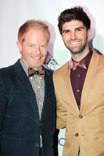 Tie The Knot – Press Event – Jesse Tyler Ferguson - Justin Mikita