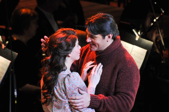 'Carousel' at Lincoln Center — Kelli O'Hara — Nathan Gunn