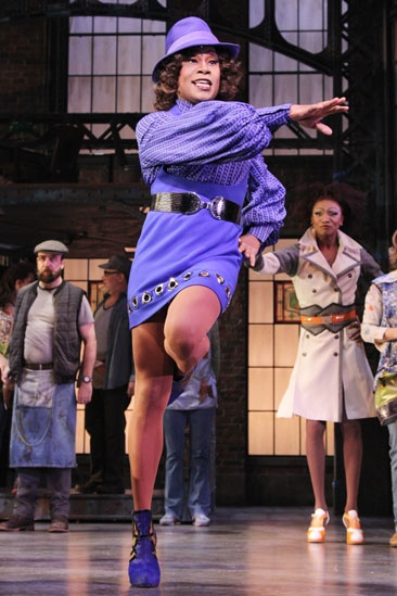 Kinky Boots- Billy Porter