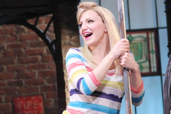 Kinky Boots- Annaleigh Ashford