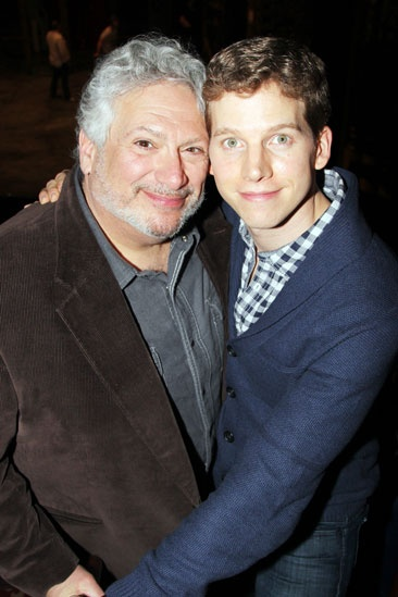 Kinky Boots- Harvey Fierstein – Stark Sands
