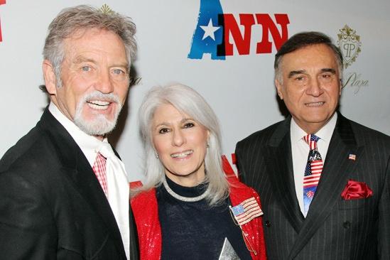 Ann- Larry Gatlin- Jamie deRoy- Tony Lo Bianco