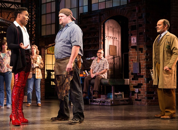 Show Photos - <i>Kinky Boots</i> - Billy Porter - Daniel Stewart Sherman