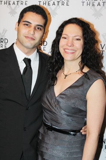 Vineyard Gala – March 18, 2013 – Babak Tafti – Giovanna Sardelli