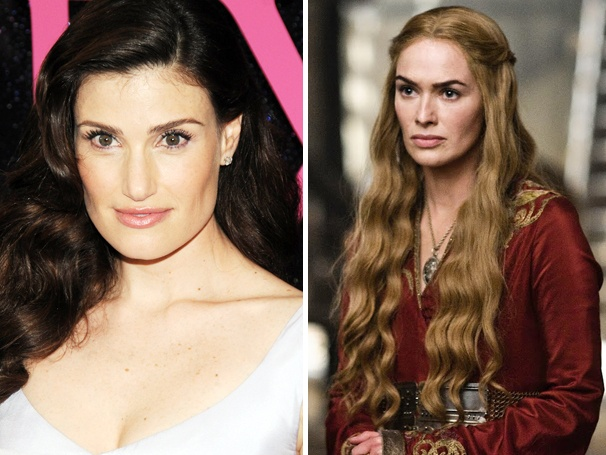 Dream Casting – Game of Thrones – Idina Menzel