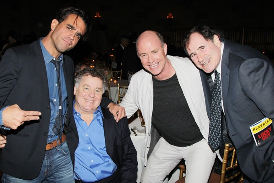 'Lucky Guy' Opening — Bobby Cannavale — Peter Gerety — Michael Gaston — Richard Kind