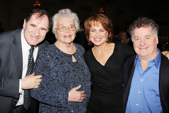 'Lucky Guy' Opening — Richard Kind — Deirdre Lovejoy — Peter Gerety