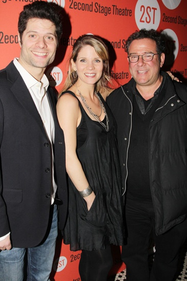 The Last Five Years – Opening Night – Tom Kitt – Kelli O'Hara – Michael Greif
