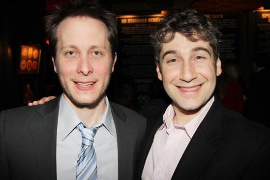 The Last Five Years – Opening Night – Jeff Croiter – Scott Schwartz