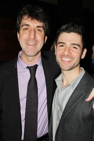 The Last Five Years – Opening Night – Jason Robert Brown – Adam Kantor