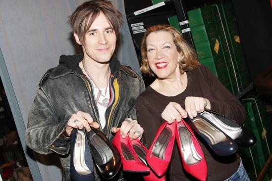Kinky Boots- Reeve Carney- Adinah Alexander